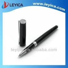 metel roller ball pen with matel clip