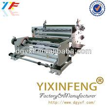 YIXINFENG Aluminum Foil Slitting Machines/film slitter rewinder
