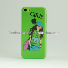 For iphone5c bumper, high quality for iphone5c bumper (PC material)