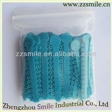 dental consumables instruments orthodontic elastics ligature tie