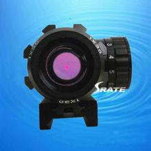 1x30RD3 Mini Micro Illuminated Red Dot Sight Compact Riflescope