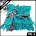 F0021-b mais recente lã lenço poncho