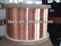 aluminium/copper clad stainless steel wire