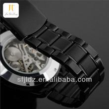 Lastest design fashion hollow watch men automatic mechanical watch antique pocket watch brands