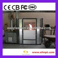 3-8 ton electric metal scrap melting furnace, glass melting furnace