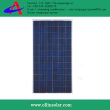 High efficiency hot sale cheap 270w EVA thin film solar panel
