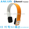 Hot sale ALD02 sport bluetooth handsfree motorcycle helmet headsets for small ears