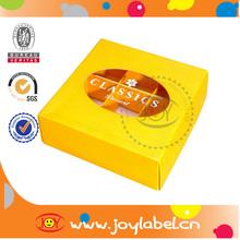 heart shaped chocolate box&chocolate packaging box