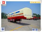 Manufacturer Tongya best-selling fuel trailer tanker