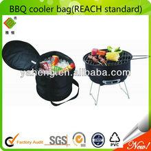 Portable BBQ Grill cooler bag