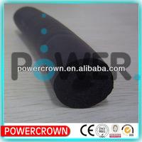 Sound Weatherproof Pipe Insulation Rubber Foam