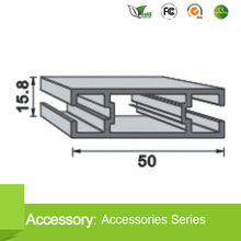 aluminum Snap-up Frame(curved) Glossy china factory