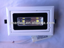 New High lumen Philip Type 20w square led kitchen ceiling light CE RoHs Certification