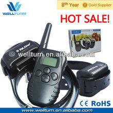2013 LED 300m waterproof Remoteled dog collar infinit vibrator