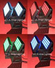 72pcs x10W Waterproof LED Moving Wash
