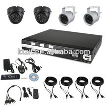 8pcs IR Outdoor CCTV Camera + 8 Channel DVR / Security System