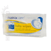 United States Seller:Baby Wipes 50 Ct by Natracare