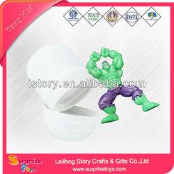 Plastic body building capsules/natural slimming capsule