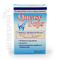 United States Seller:Queasy Pops Assorted Flavors Assorted Flavors 7 CT by Three Lollies