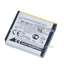 Digital Camera Batteries for Fuji NP-50