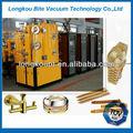 Magnetrón sputtering coater/vacío magnetrón pulverización catódica de revestimiento línea de producción/sistema de vacío para metálico
