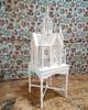 Bird Cage Furniture of Mahogany Classic Design By Dwira Jepara Furniture Indonesia.