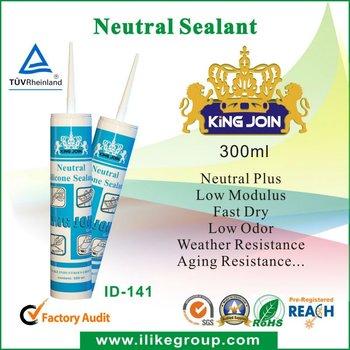 non-toxic Waterproof Neutral Silicone Sealant(Reach,TUV,SGS)