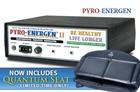 PYRO-ENERGEN II - Electrostatic Therapy Machine