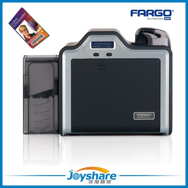 Fargo HDP5000 Single-Sided High Def Color ID Card Printer