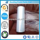 "NEW 4 Rolls Hand Stretch Plastic Film Shrink Pallet Wrap 18"" X 1500 X 80 Ga"