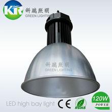 LED High Bay Warehouse Light 120W - 120 Degree - High Brightness & Low Heat