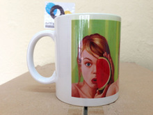 Full color custom mug