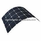 120W amorphous silicon thin film flexible solar panel(SD-HMB-120-22)
