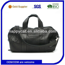 Custom Sport Leather Duffle Bag For Travel/Outdoor