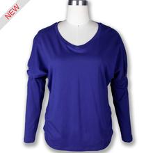 new fashion blue ladies fashion design muslim women clothing 2015
