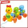Hot selling Designer rubber ducks bubble saxophone toys