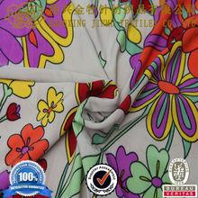 Organic cotton/spandex knitting singler jersey fabric