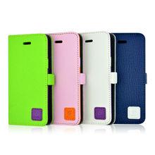 wallet holder leather case for iPhone mini / ipad mini II