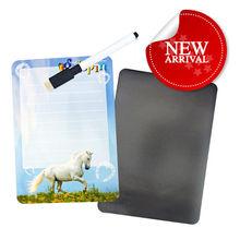 school kids education cheap custom decorative magnetic memo board