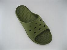 popular men indoor platform slipper