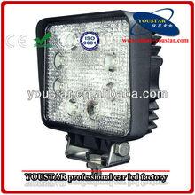 4x4 vehicles led tractor work light 24w truck lights -WL