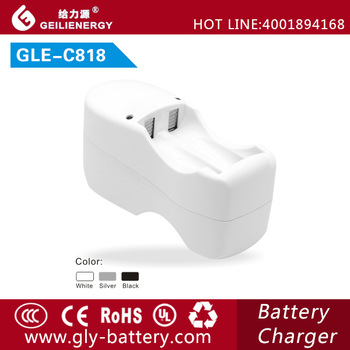GLE-818 quad charger for AA/AAA Ni-MH/Ni-Cd Rechargeable Battery