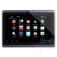 "7"" inch Android 4.0 Tablet PC Touch Screen Flash Wifi 8GB Black A13"