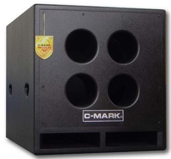 C-Mark FT series professional 21 inch woofer