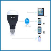 iPad, iPhone, Android controlled wifi control led bulb 10W
