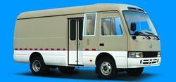 Chunzhou cargo van JNQ5041 minibus strong quality