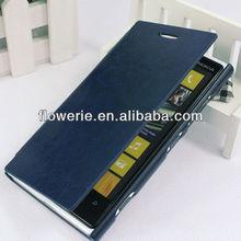 FL3010 2013 Guangzhou wholesale wallet flip leather case for nokia lumia 920