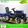 Ukraine hot selling 10hp four wheel small tractor based on motoblok price