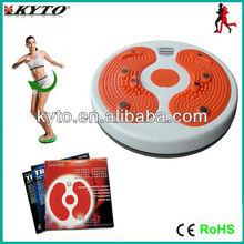 Twist board/KYTO waist trimmer/Fitness body twister board