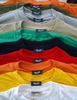100% Cotton Mens Blank tshirts